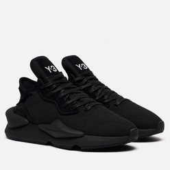 Кроссовки Y-3 Kaiwa Core Black/Core Black/Cloud White