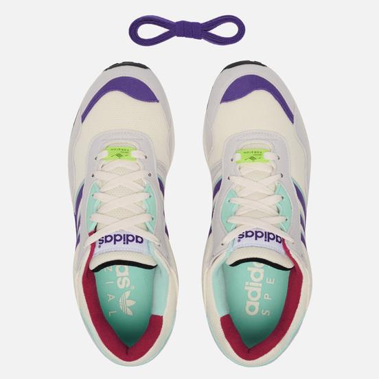 Мужские кроссовки adidas Spezial HRMN Chalk White/Pink/Mint