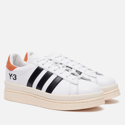 Кроссовки Y-3 Hicho Core White/Black/Red