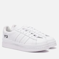Кроссовки Y-3 Hicho Core White/Core White/Black