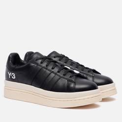 Кроссовки Y-3 Hicho Black/Black/Core White