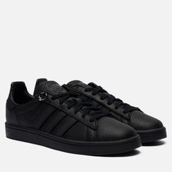 Кроссовки adidas Originals x 032c Campus Prince Albert Core Black/Core Black/Core Black