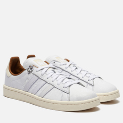 Кроссовки adidas Originals x 032c Campus Prince Albert White/White/White