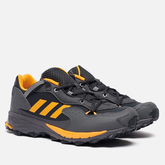 Мужские кроссовки adidas Consortium Response Hoverturf GF6100AM Core Black/Real Gold/Carbon
