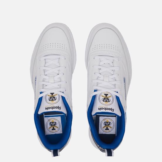 Кроссовки Reebok Club C 85 35th Anniversary Vector Blue/Collegiate Navy/White