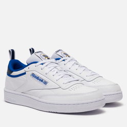 Кроссовки Reebok Club C 85 35th Anniversary Vector Blue/Collegiate Navy/White