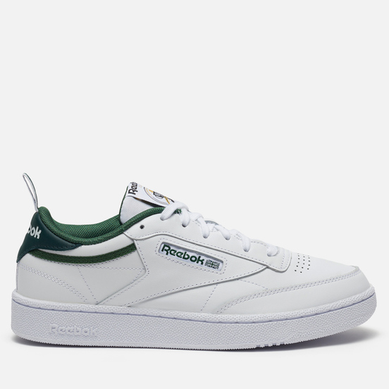 Кроссовки Reebok Club C 85 35th Anniversary Utility Green/Ivy Green/White