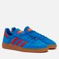 Кроссовки adidas Originals Handball Spezial Bright Blue/Vivid Red/Gold Metallic фото - 0