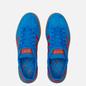Кроссовки adidas Originals Handball Spezial Bright Blue/Vivid Red/Gold Metallic фото - 1