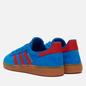 Кроссовки adidas Originals Handball Spezial Bright Blue/Vivid Red/Gold Metallic фото - 2