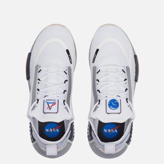 Кроссовки adidas Originals NMD_R1 Spectoo White/White/Core Black