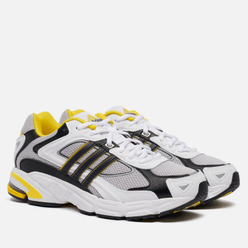 Мужские кроссовки adidas Performance Response CL White/Core Black/Yellow