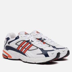 Мужские кроссовки adidas Performance Response CL White/Collegiate Orange/Collegiate Navy