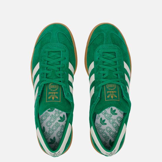 Кроссовки adidas Originals Hamburg Sub Green/Off White/Gum