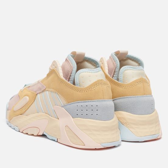 Женские кроссовки adidas Originals Streetball Pink Tint/Orange Tint/Sky Tint