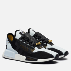 Кроссовки adidas Originals x Star Wars NMD R1 V2 Sky Tint/Core Black/Gold Metallic