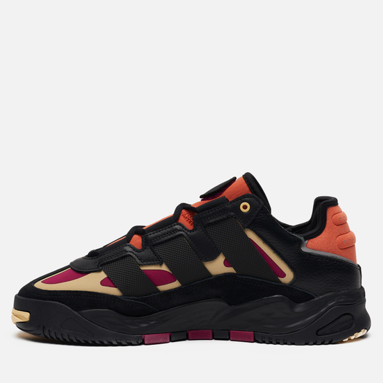 Мужские кроссовки adidas Originals Niteball Core Black/Power Berry/Orange Tint