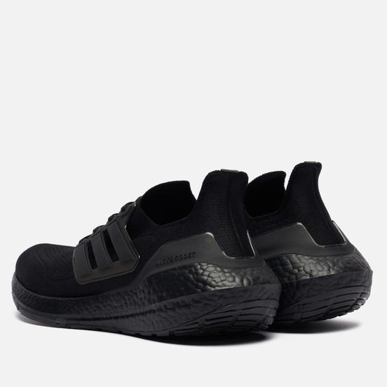 Мужские кроссовки adidas Performance Ultra Boost 21 Core Black/Core Black/Core Black