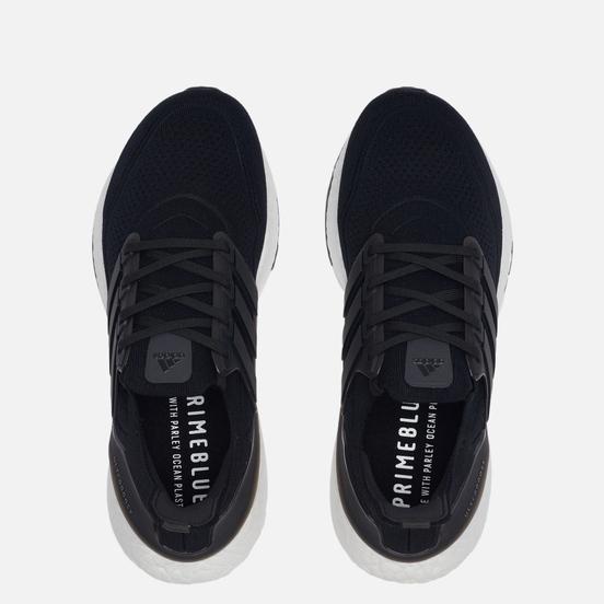 Мужские кроссовки adidas Performance Ultra Boost 21 Core Black/Core Black/Grey Four
