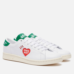 Кроссовки adidas Originals x Human Made Stan Smith Off White/White/Green