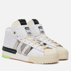 Кроссовки adidas Originals x Sankuanz Rivalry Promodel White/Silver Metallic/Gum