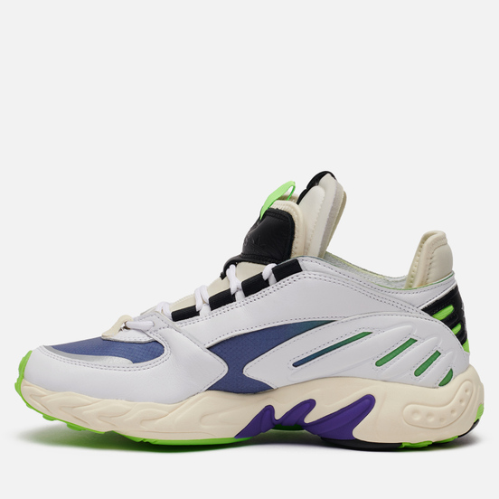 Кроссовки adidas Originals x Sankuanz Solution Streetball White/Silver Metallic/Cream White