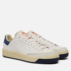 Мужские кроссовки adidas Consortium Rod Laver Reptile Deboss Leather Core White/Core White/Collegiate Navy