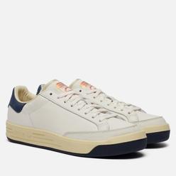 Мужские кроссовки adidas Consortium Rod Laver Aniline Leather Core White/Core White/Collegiate Navy