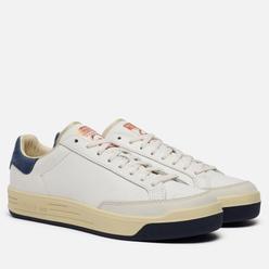 Мужские кроссовки adidas Consortium Rod Laver Cracked Leather Core White/Core White/Collegiate Navy
