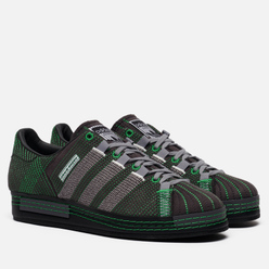 Кроссовки adidas Originals x Craig Green Superstar Utility Black/Core Black/Green