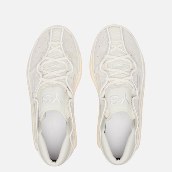 Мужские кроссовки Y-3 Hokori II White/Ecru