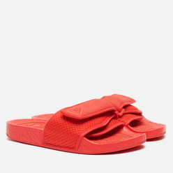 Сланцы adidas Originals x Pharrell Williams Boost Slide Active Red/Active Red/Active Red