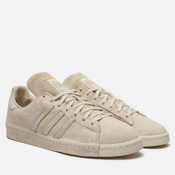 Мужские кроссовки adidas Consortium x Recouture Campus 80s SH Chalk White/Grey Three/Core Black
