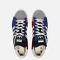 Мужские кроссовки adidas Consortium x Recouture Campus 80s SH Dark Blue/Chalk White/Core Black фото - 1