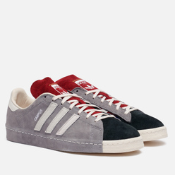 Мужские кроссовки adidas Consortium x Recouture Campus 80s SH Grey Three/Chalk White/Core Black