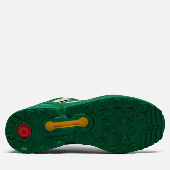 Мужские кроссовки adidas Originals x LEGO ZX 8000 Green/White/Green