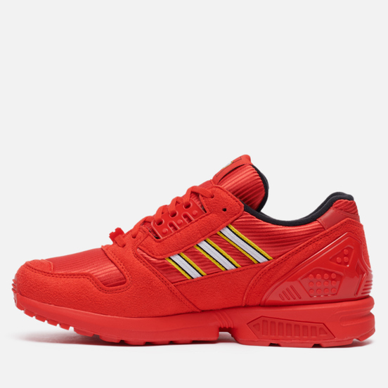 Мужские кроссовки adidas Originals x LEGO ZX 8000 Act Red/White/Act Red
