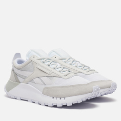 Кроссовки Reebok Classic Leather Legacy White/True Grey/Skull Grey