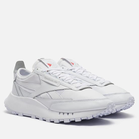 Кроссовки Reebok Classic Leather Legacy White/White/White
