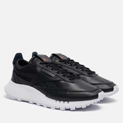 Кроссовки Reebok Classic Leather Legacy Black/Black/Black