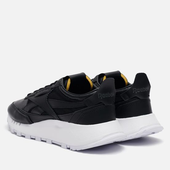 Кроссовки Reebok Classic Leather Legacy Black/Black/Black