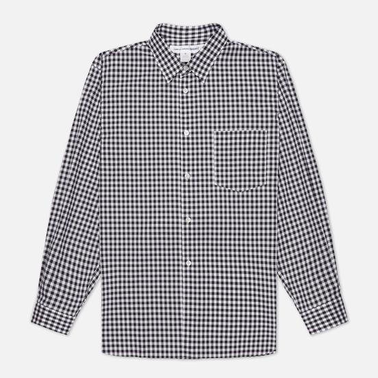 Мужская рубашка Comme des Garcons SHIRT Forever Gingham Black