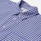Мужская рубашка Comme des Garcons SHIRT Forever Gingham Blue фото - 1