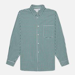 Мужская рубашка Comme des Garcons SHIRT Forever Gingham Green