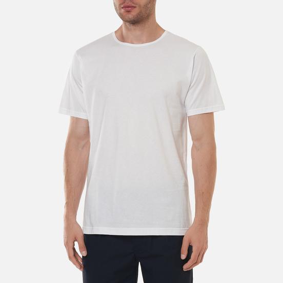 Мужская футболка Comme des Garcons SHIRT Forever Classic Crew Neck White