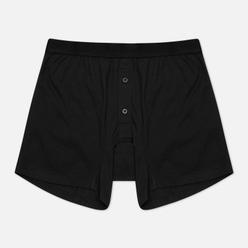 Мужские трусы Comme des Garcons SHIRT Forever Two Button Boxer Black