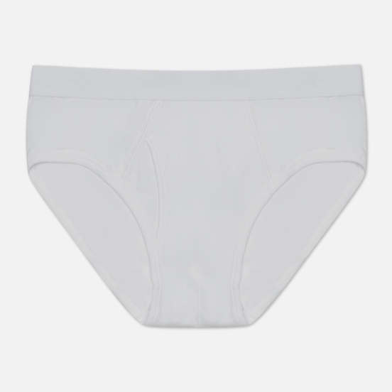 Мужские трусы Comme des Garcons SHIRT Forever Cotton Brief White