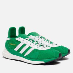 Мужские кроссовки adidas Originals x Human Made Tokio Solar Green/White/Green