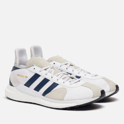 Мужские кроссовки adidas Originals x Human Made Tokio Solar White/Collegiate Navy/Core Black