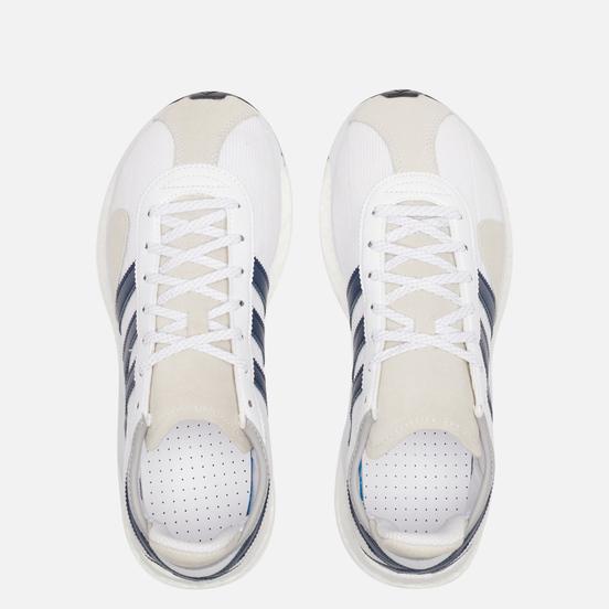 Мужские кроссовки adidas Originals x Human Made Tokio Solar White/Collegiate Navy/Core Black